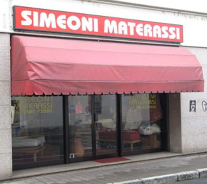 La Bottega Del Materasso.Rivenditori Lombardia Dorsal