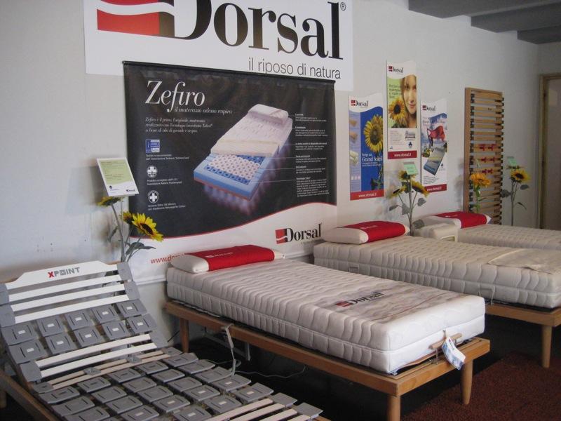Centro Del Materasso Carmagnola.Rivenditori Piemonte Aderenti Alla Promozione Dorsal