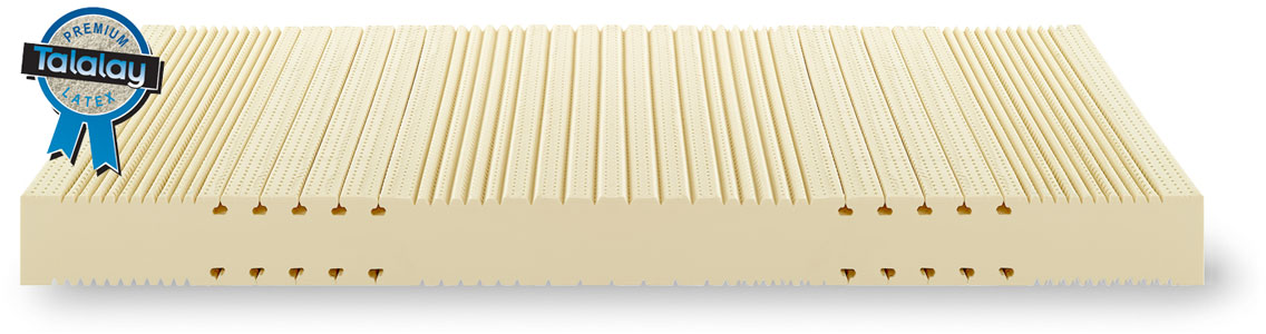 Materasso lattice Talalay Vitalay
